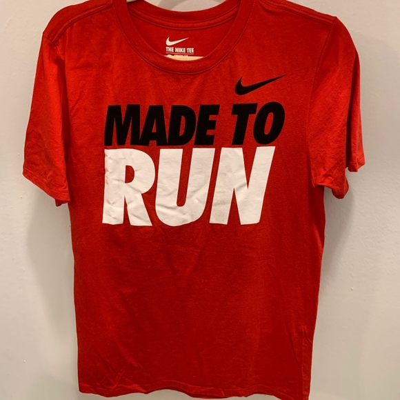 Nike Other - Nike Short Sleeve Crew Neck T-Shirt -Size S (NWOT)
